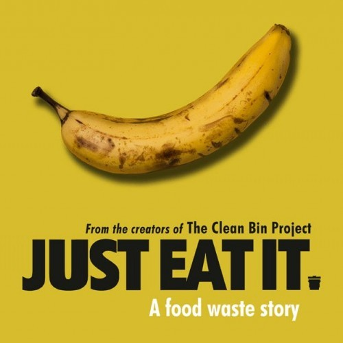 """Outdoor Film Screening: """"Just Eat It - A Food Waste Story"""""""
