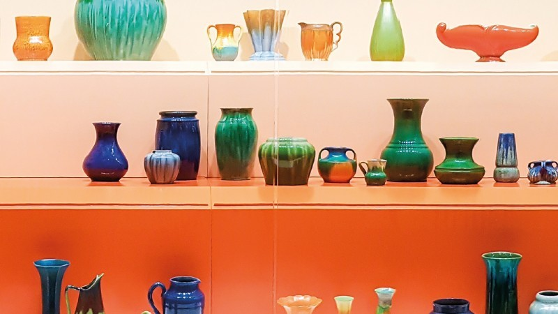 Nice Jugs and Vessels from the SAM collection