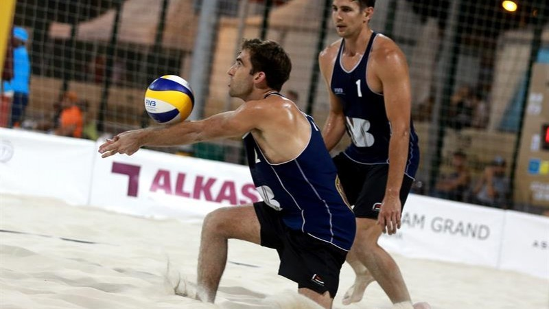 The Federation Internationale De Volleyball World Tour