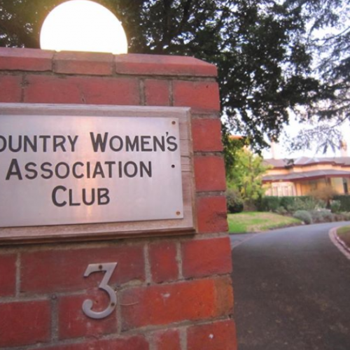 CWA Victorian State Conference