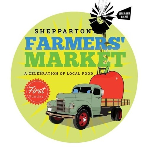 Shepparton Farmers Market at Emerald Bank