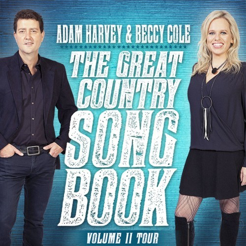 CMC presents Adam Harvey and Beccy Cole - The Great Country Song Book Volume II Tour