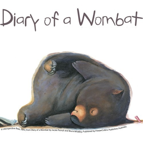 Riverlinks and Monkey Baa Theatre Company present Diary of a Wombat