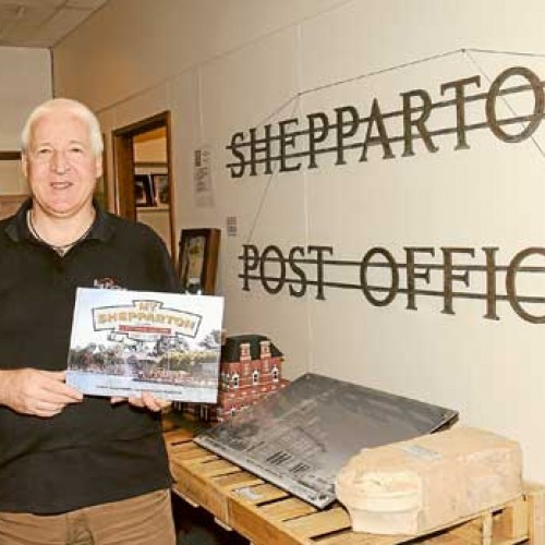 My Shepparton - Past, Present and Future - Geoff Allemand