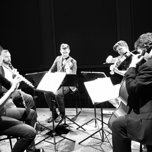 Inventi Ensemble performing Bach's Art of Fugue
