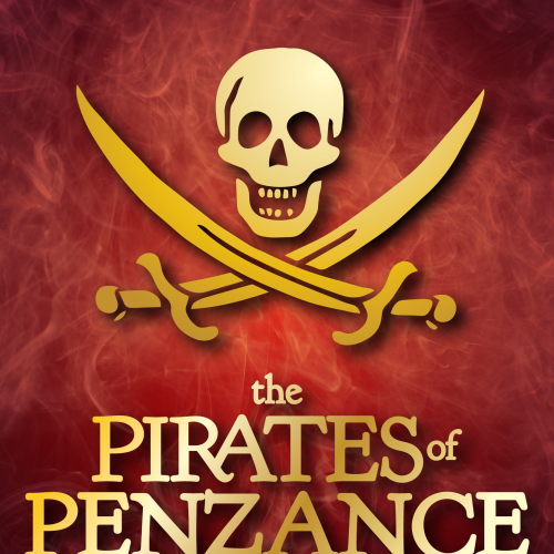 Initial Stages present The Pirates of Penzance JR.