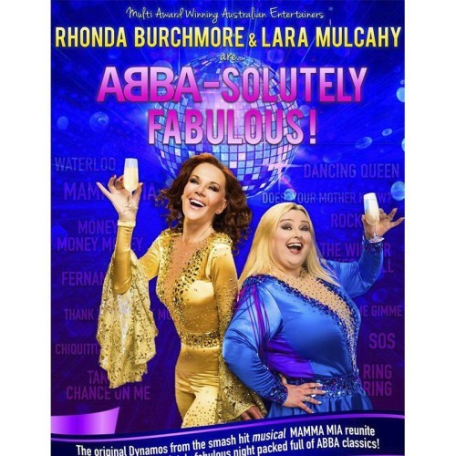 The Harbour Agency presents ABBA-SOLUTELY FABULOUS!