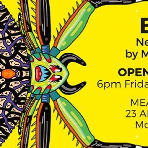 """""""BUG"""" Art Exhibition - New work by Mimi Leung"""