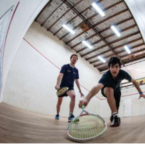 Shepparton Squash International