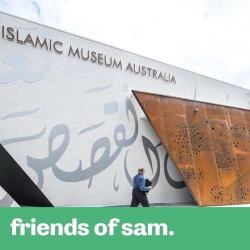 Exploring Islamic Architecture, Multicultural Learning and Sharing Through Art