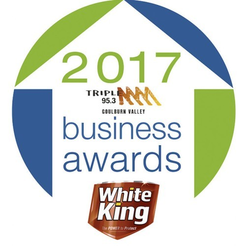 Shepparton Chamber of Commerce & Industry White King - Pental - Triple M Business Awards