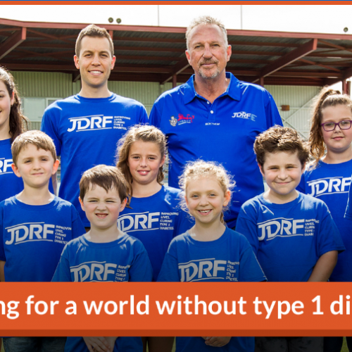JDRF One Walk for a World Without Type 1 Diabetes