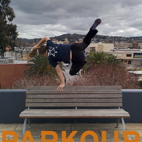 Riverlinks and Westside Circus present Parkour Workshop SOLD OUT