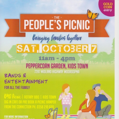 "The People's Picnic - ""bringing families together"""