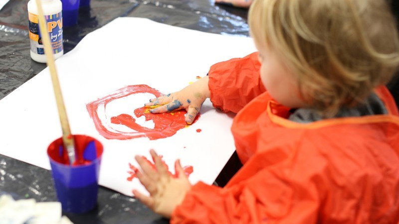 **SOLD OUT** SAM Little Hands: Pre-school Art Workshop - November