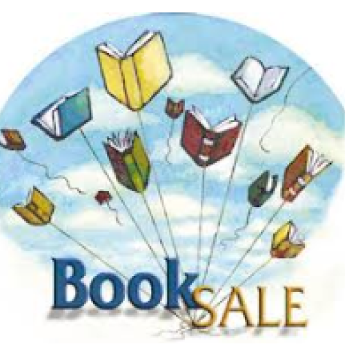 Book Sale at Shepparton Library