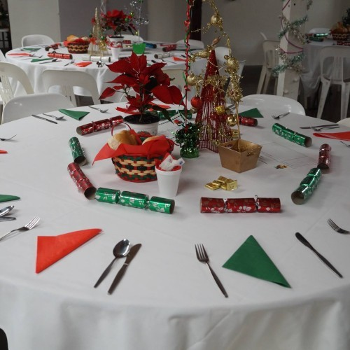 Free Christmas Day Lunch