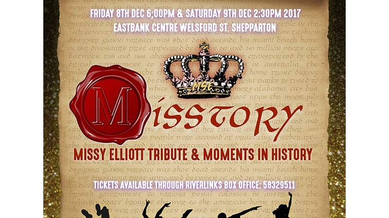 Amy Newton Dance Studios presents MISSTORY