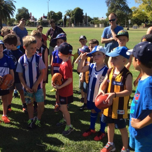 AFL Skills and Drills