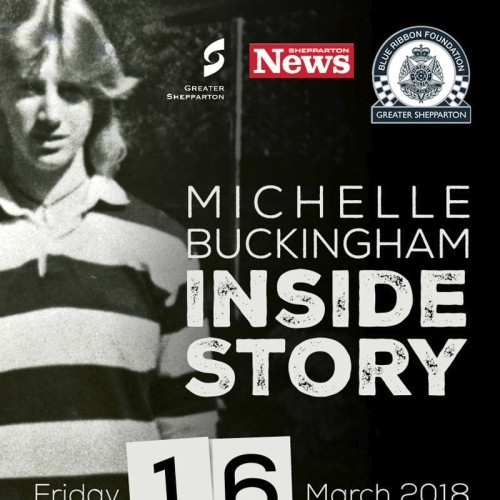 Victoria Blue Ribbon Foundation presents Michelle Buckingham - Inside Story
