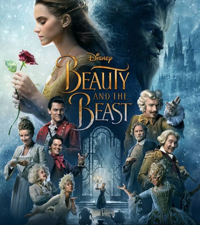 Beauty and the Beast (2017) Outdoor Movie Night