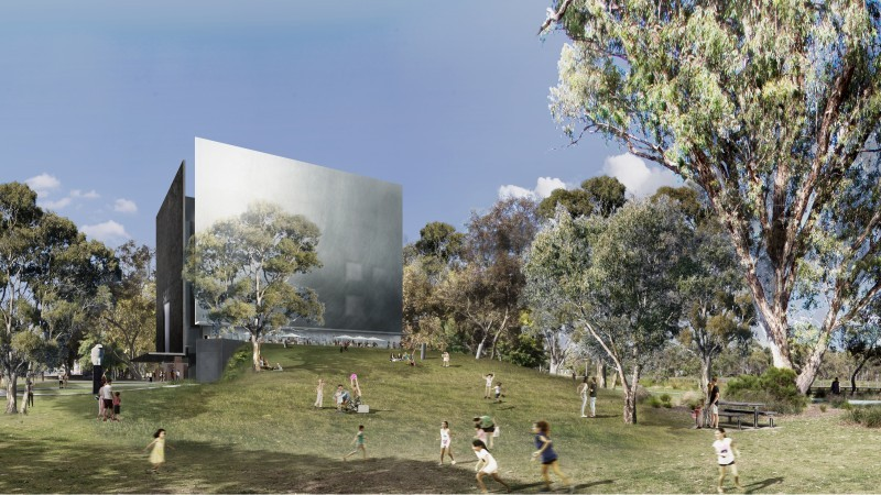 Art Matters in the Regions and the new Shepparton Art Museum