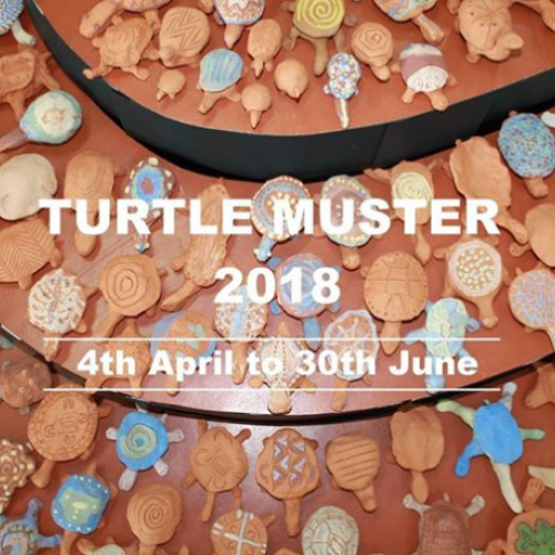 Annual Turtle Muster at Kaiela Arts