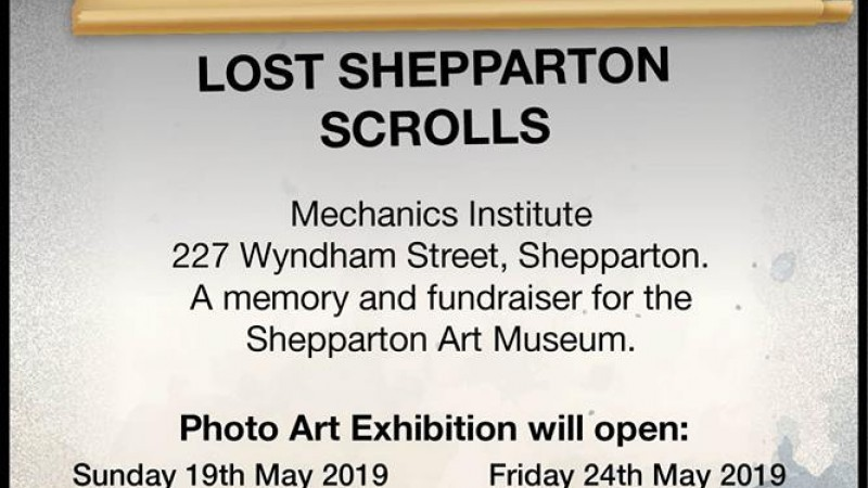 The Changing Face of Shepparton: Lost Shepparton Scrolls