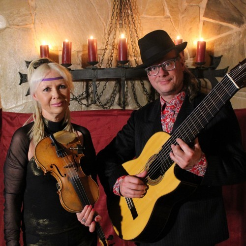 Concerts in the Chapel presents Gypsy Fire