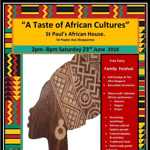 Taste of African Cultures