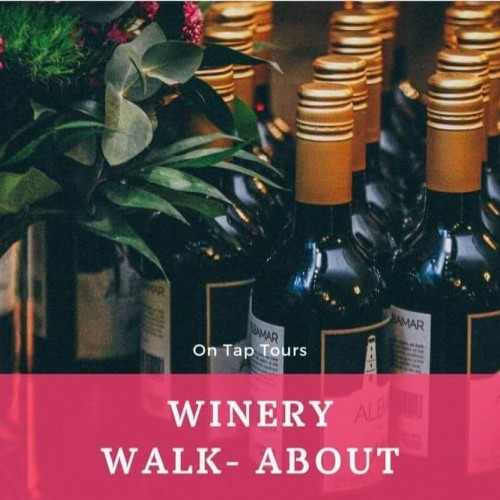 Winery Walk-About - Saturday