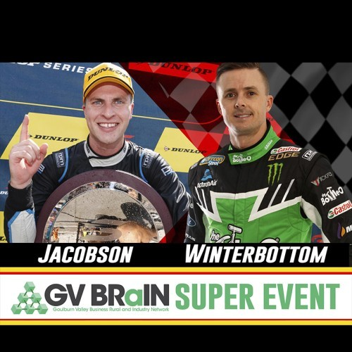 GV BRaIN present An Evening Featuring Garry Jacobson & Mark Winterbottom