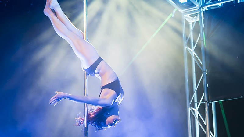 Elite Pole Dancing and Fitness & Riverlinks present Regional Pole Artistry Championships