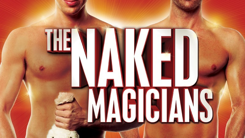 S. Klinger Entertainment presents The Naked Magicians
