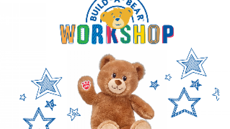 Build A Bear at Shepparton Marketplace - BOOKED OUT