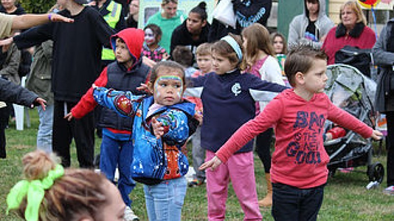 NAIDOC Week Family Fun Day