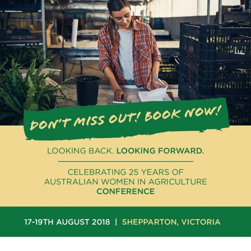 Australian Women in Agriculture Conference