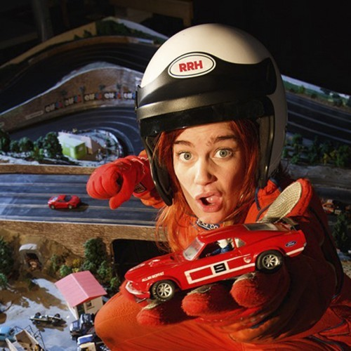 Riverlinks and Terrapin Puppet Theatre present Red Racing Hood
