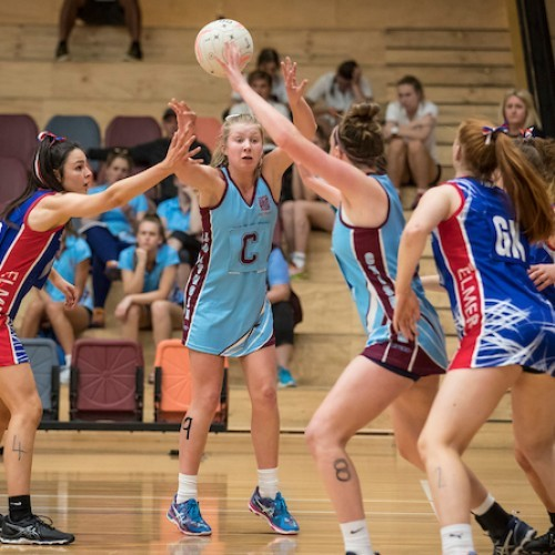 Netball Victoria State Titles