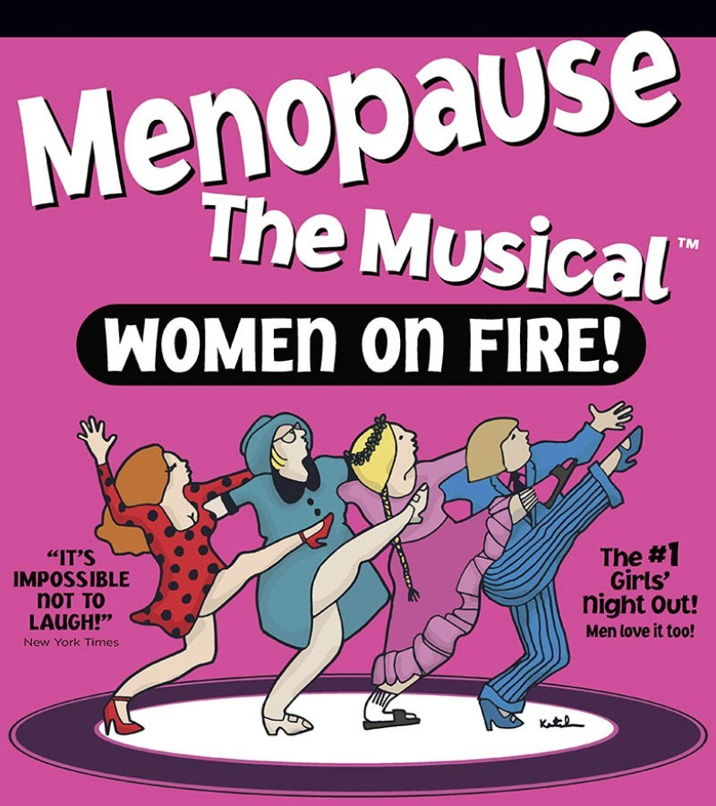 Riverlinks and Jally Entertainment present Menopause the Musical - Women on Fire