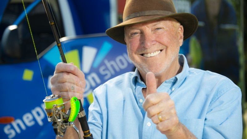 Spring Expo - Outdoor Living & Lifestyle with Rex Hunt