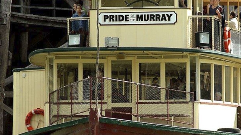 Seniors Week - Cruise on the Pride of the Murray