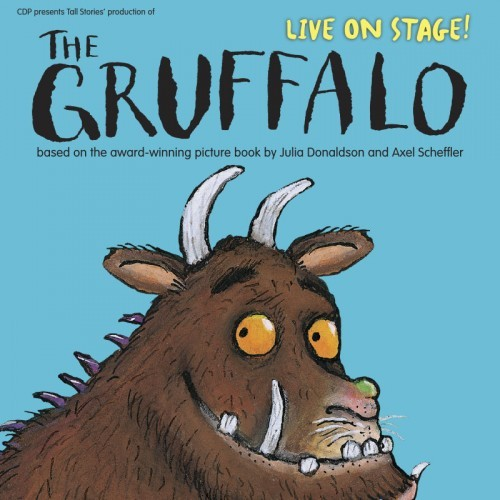 Riverlinks and CDP present The Gruffalo