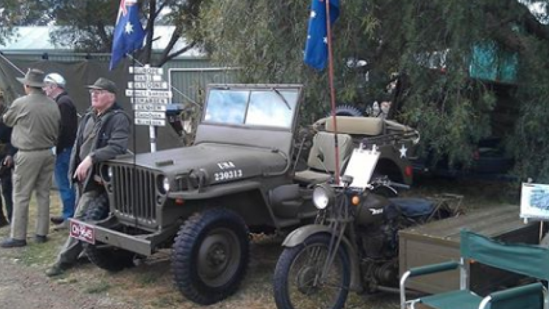 8th Annual Dookie Military Vehicle Rally