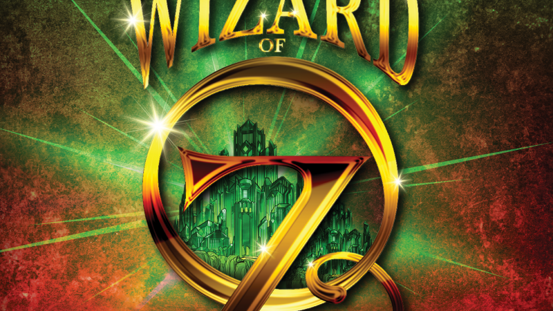 Initial Stages Theatre Company presents The Wizard of Oz