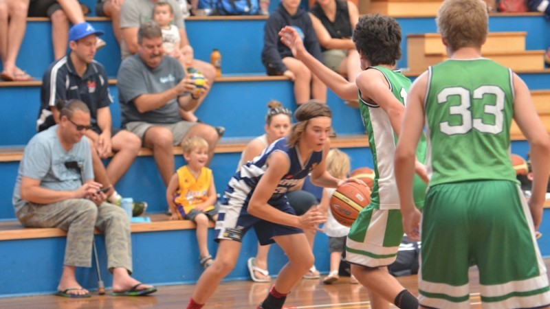 Shepparton Show Me 43rd Annual Junior Basketball Tournament 2018