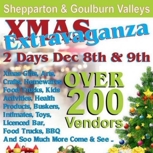 Shepparton and GV Christmas Extravaganza