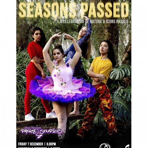 Amy Newton Dance Studios presents Seasons Passed