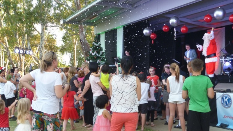 Mooroopna Carols in the Park