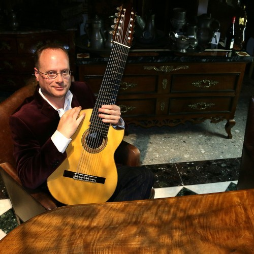 Bach for Guitar - Starring 10 String Guitarist Matthew Fagan